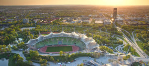 Münchner Olympiahalle